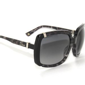 a6816b443f4e7 Christian Dior Accessories - DIOR CHICAGO 1 BLACK GRAY HAVANA SUNGLASSES